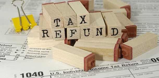 form r for service tax refund